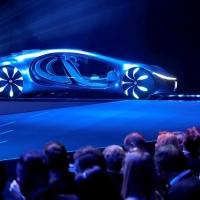Ցուցահանդես CES-2020. ներկայացվել են ապագայի ավտոմեքենաները