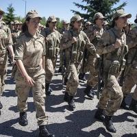 Կանայք՝ հարևան պետությունների բանակներում