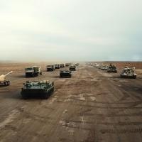 Ադրբեջանում հերթական զորավարժությունն է մեկնարկել