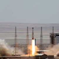 Իրանի ԻՀՊԿ-ն առաջին ռազմական արբանյակն է արձակել ուղեծիր. լրացված