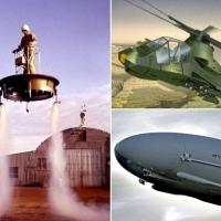 Ռազմական տեխնիկայի 12 նախագծեր, որոնք այդպես էլ կյանքի չեն կոչվել