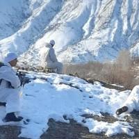 Բարձր լեռնային պայմաններում անցկացվել է մասնագիտական պարապմունք