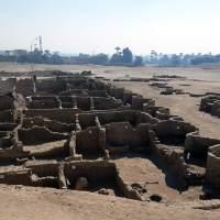 Հնագետները հայտնաբերել են Եգիպտոսի հնագույն` «կորսված» մայրաքաղաքը (նկարներ)